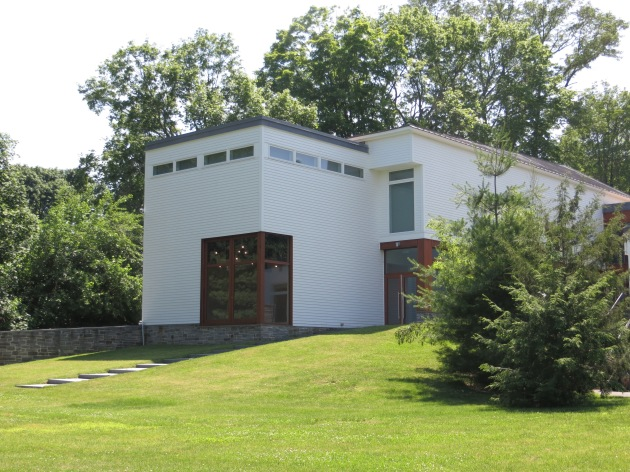 The Aldrich Contemporary Art Museum in Ridgefield, CT